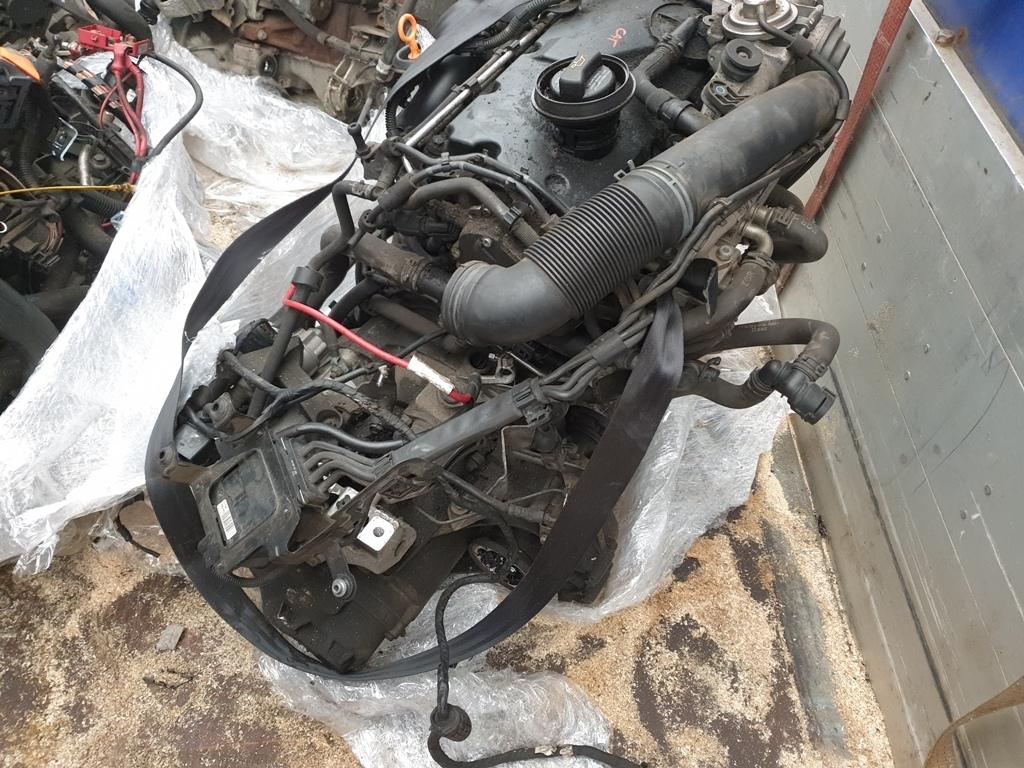Двигатель дизельный, VOLKSWAGEN, TOURAN (1T1, 1T2), 2003