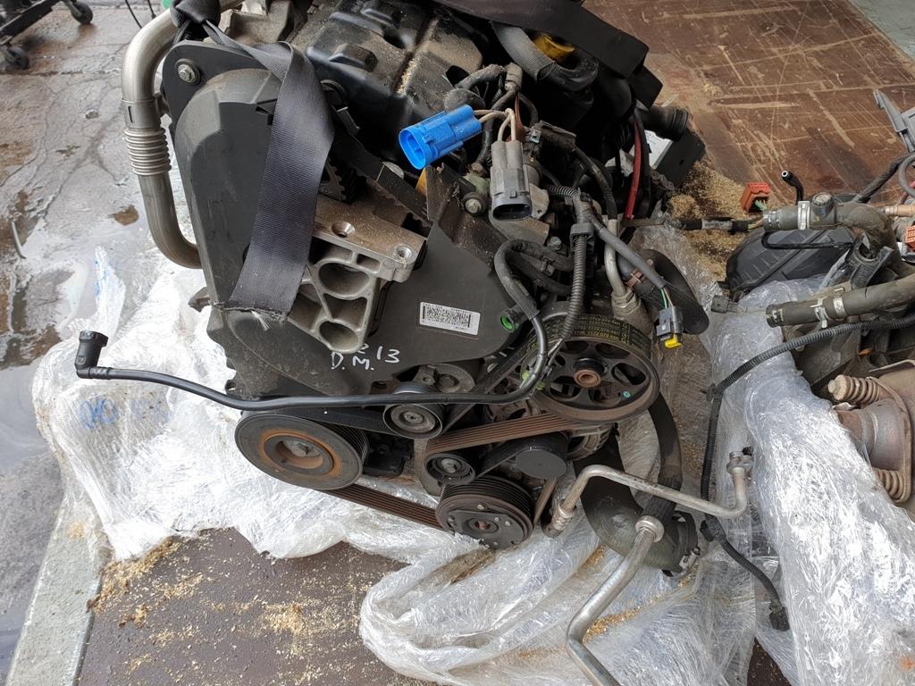 Двигатель дизельный, RENAULT, LAGUNA 2, 2006
