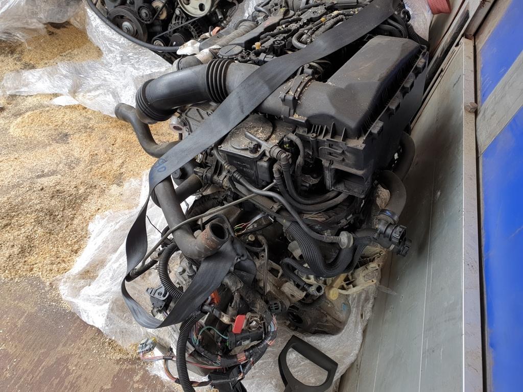 Двигатель дизельный, PEUGEOT, 307, 2008