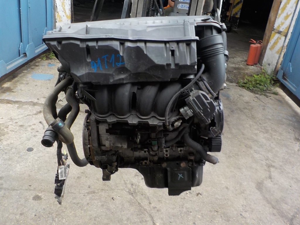 Двигатель бензиновый, PEUGEOT, 207, 2007