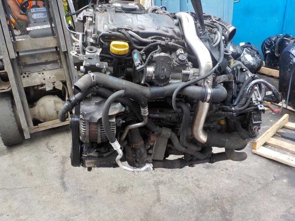Двигатель дизельный, RENAULT, LAGUNA 3, 2007