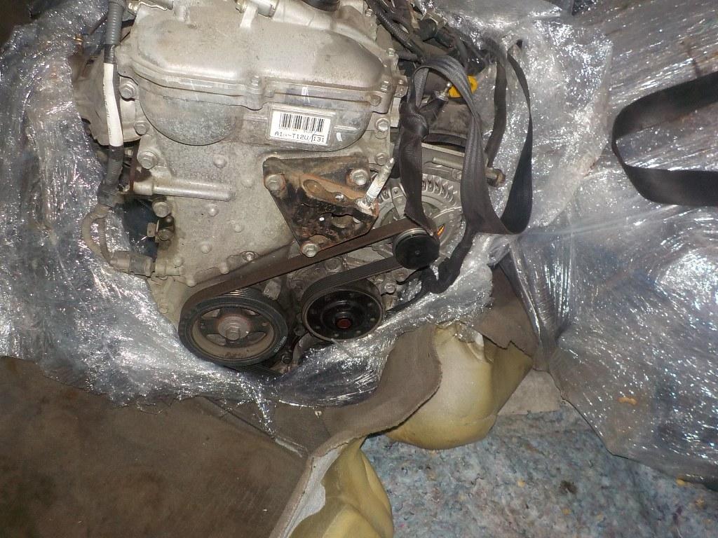Двигатель бензиновый, TOYOTA, AURIS E150, 2010
