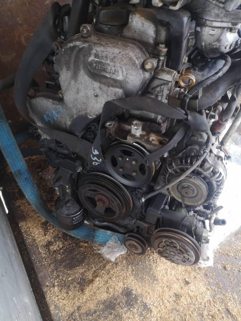 Двигатель дизельный, NISSAN, X-TRAIL T30, 2005