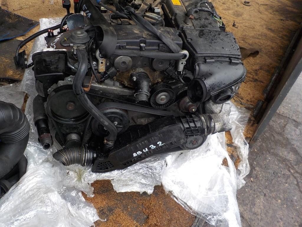 Двигатель бензиновый, MERCEDES BENZ, C-CLASS W203, 2004