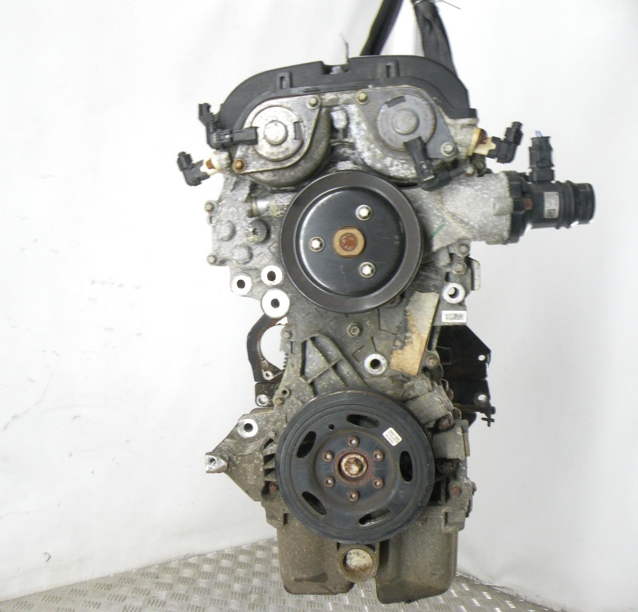 Двигатель бензиновый, OPEL, ASTRA J, 2010