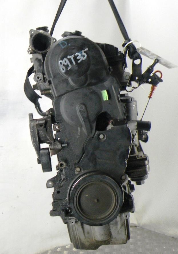 Двигатель дизельный, SKODA, OCTAVIA A5, 2004