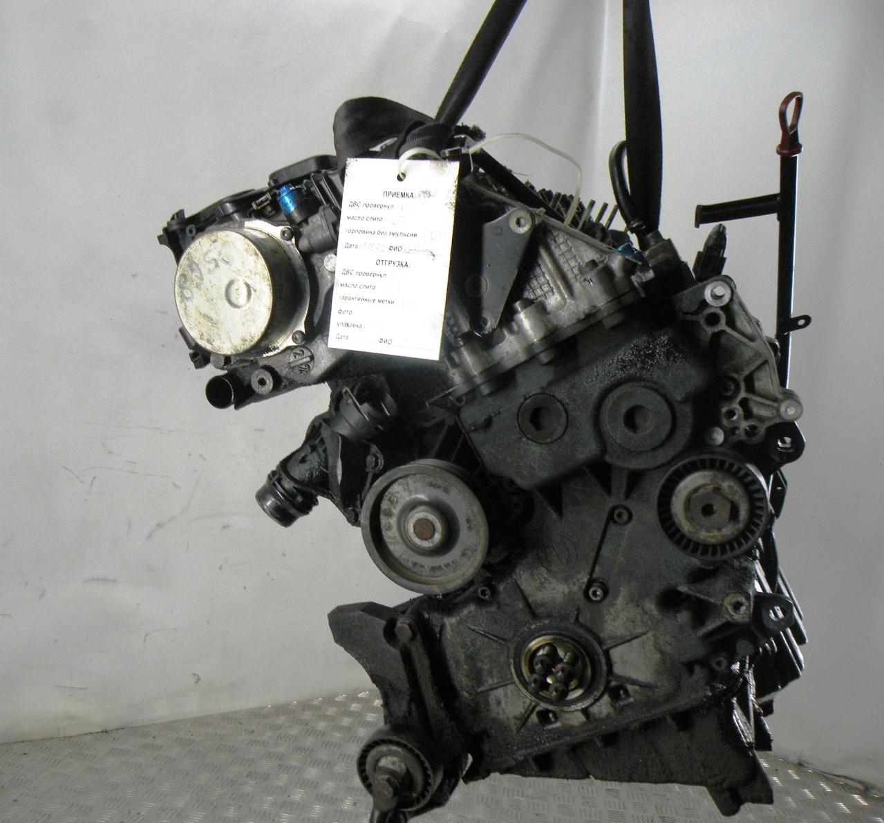 Двигатель дизельный, BMW, 5 E60/E61, 2005