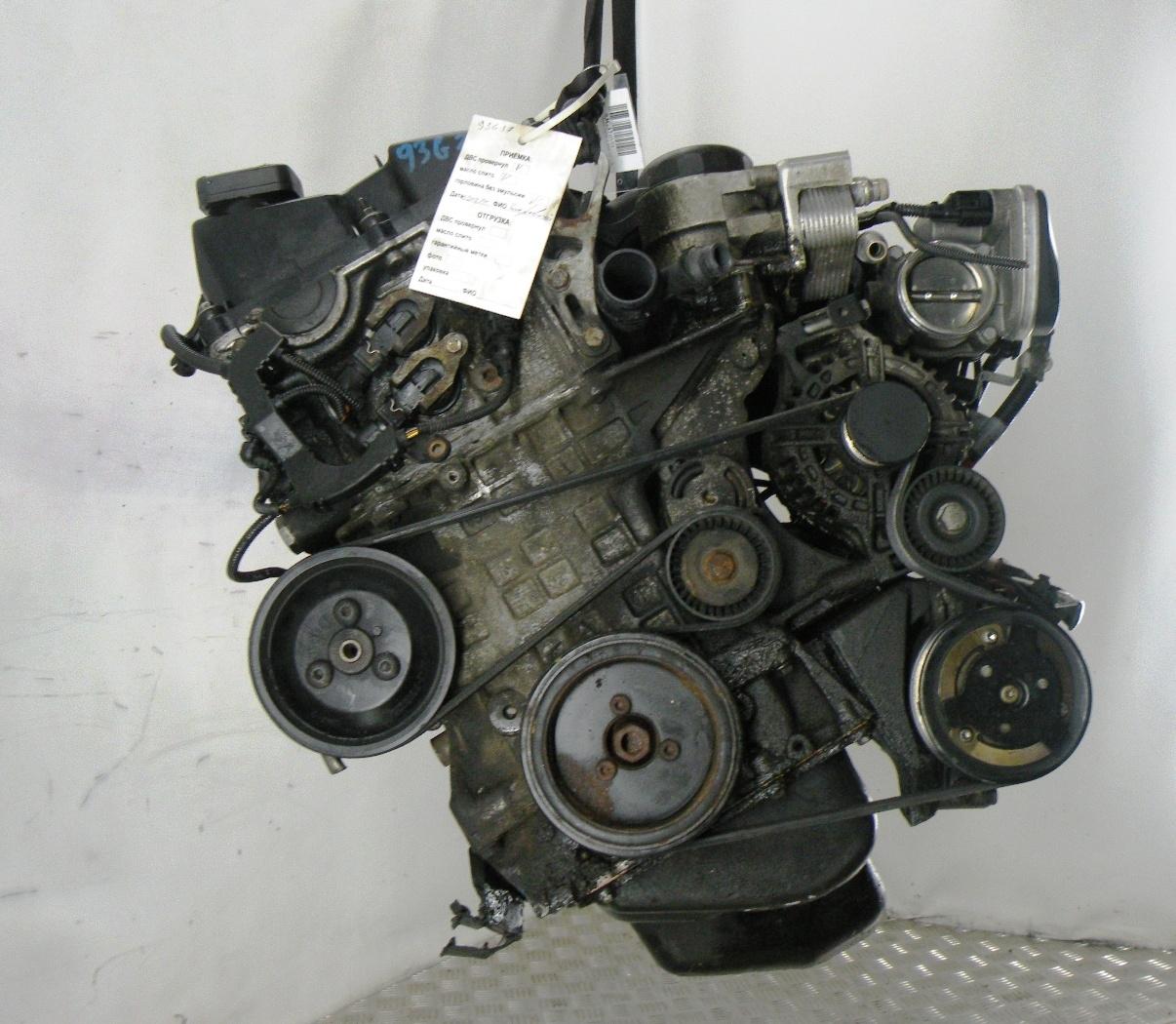 Двигатель бензиновый, BMW, 1 E87, 2006