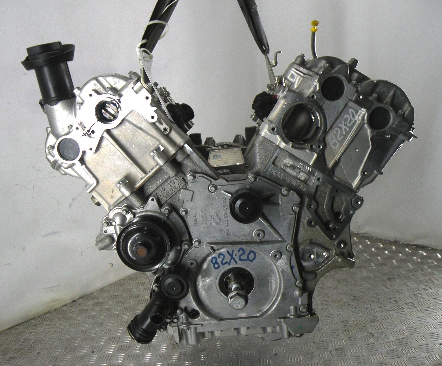 Двигатель дизельный, MERCEDES BENZ, GLS-CLASS X166, 2016