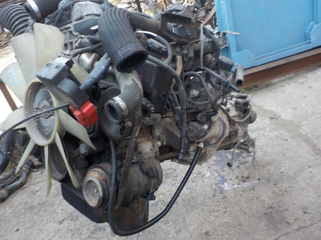 Двигатель дизельный, SSANG YONG, RODIUS 1, 2007
