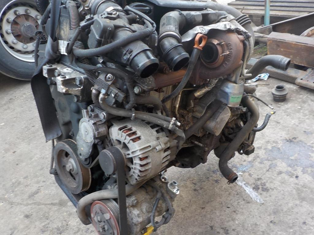 Двигатель дизельный, CITROEN, C4 GRAND PICASSO 1, 2009