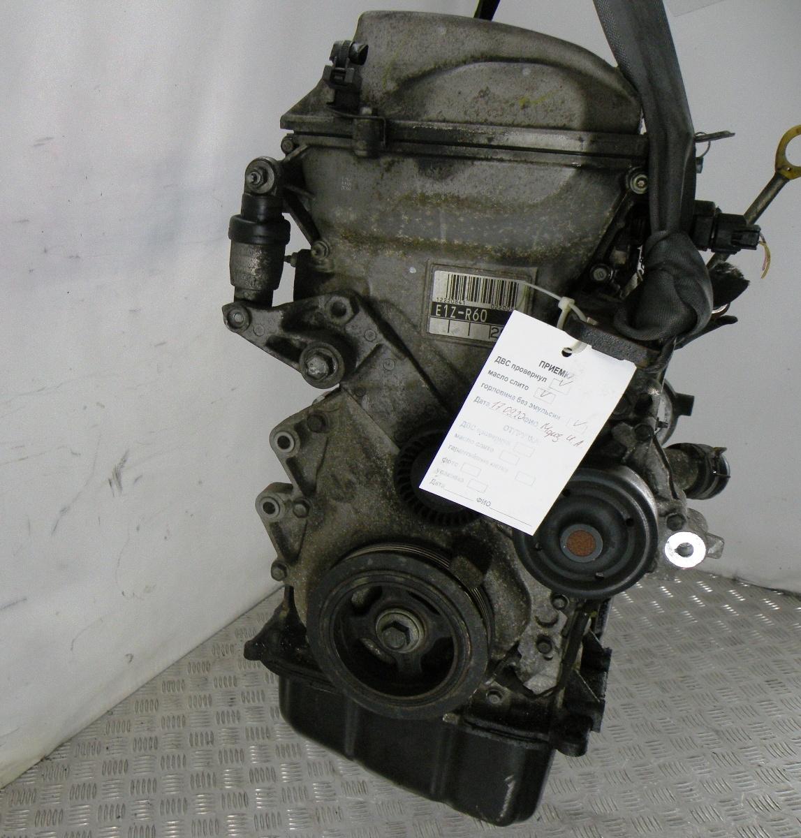 Двигатель бензиновый, TOYOTA, COROLLA VERSO 2, 2007