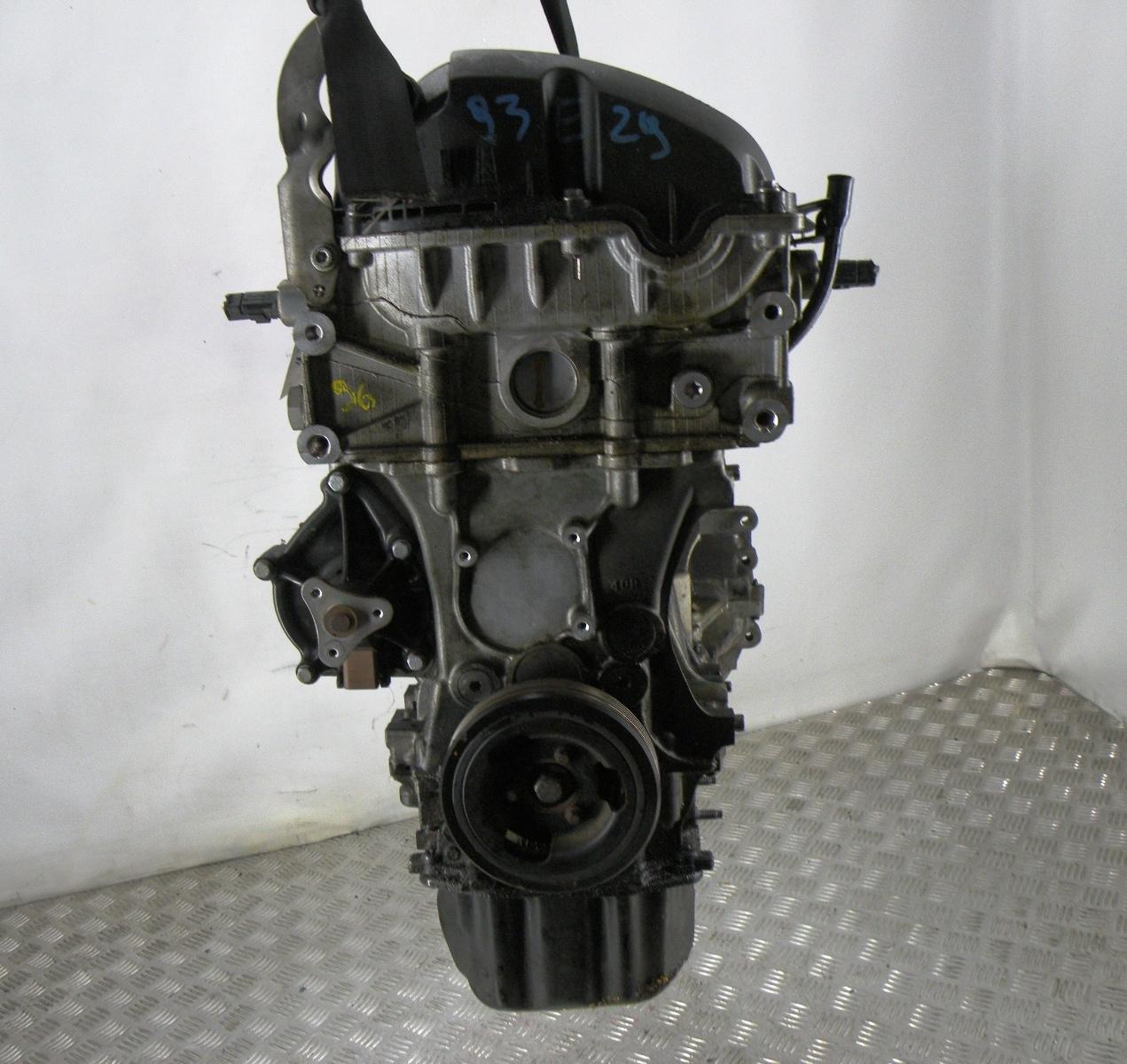 Двигатель бензиновый, PEUGEOT, 308 1, 2008