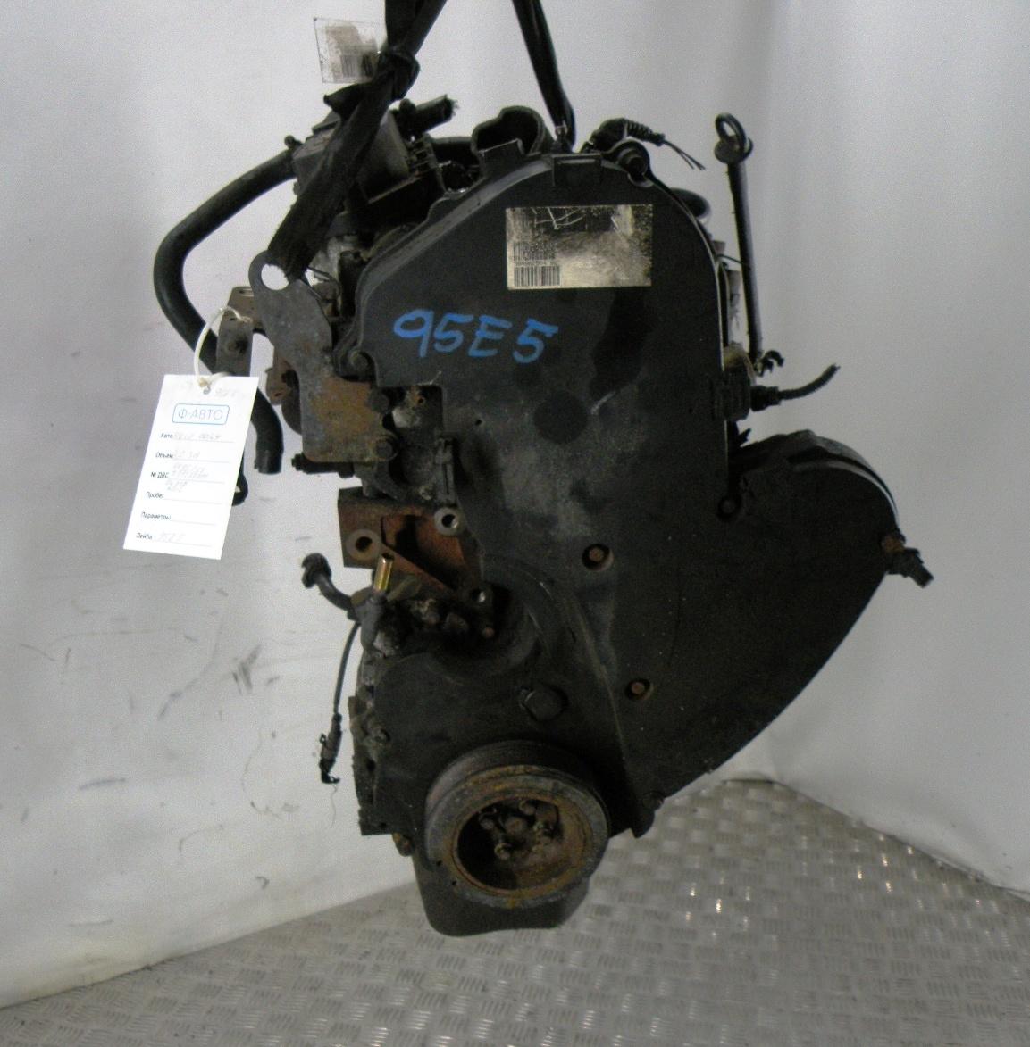 Двигатель дизельный, IVECO, DAILY 3 (29S-40S), 2005