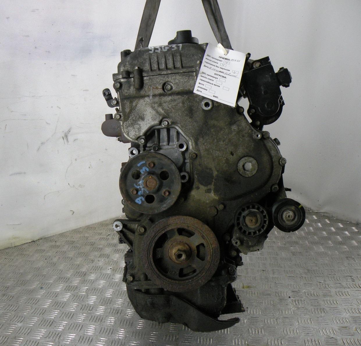 Двигатель дизельный, KIA, CEE'D 1, 2008