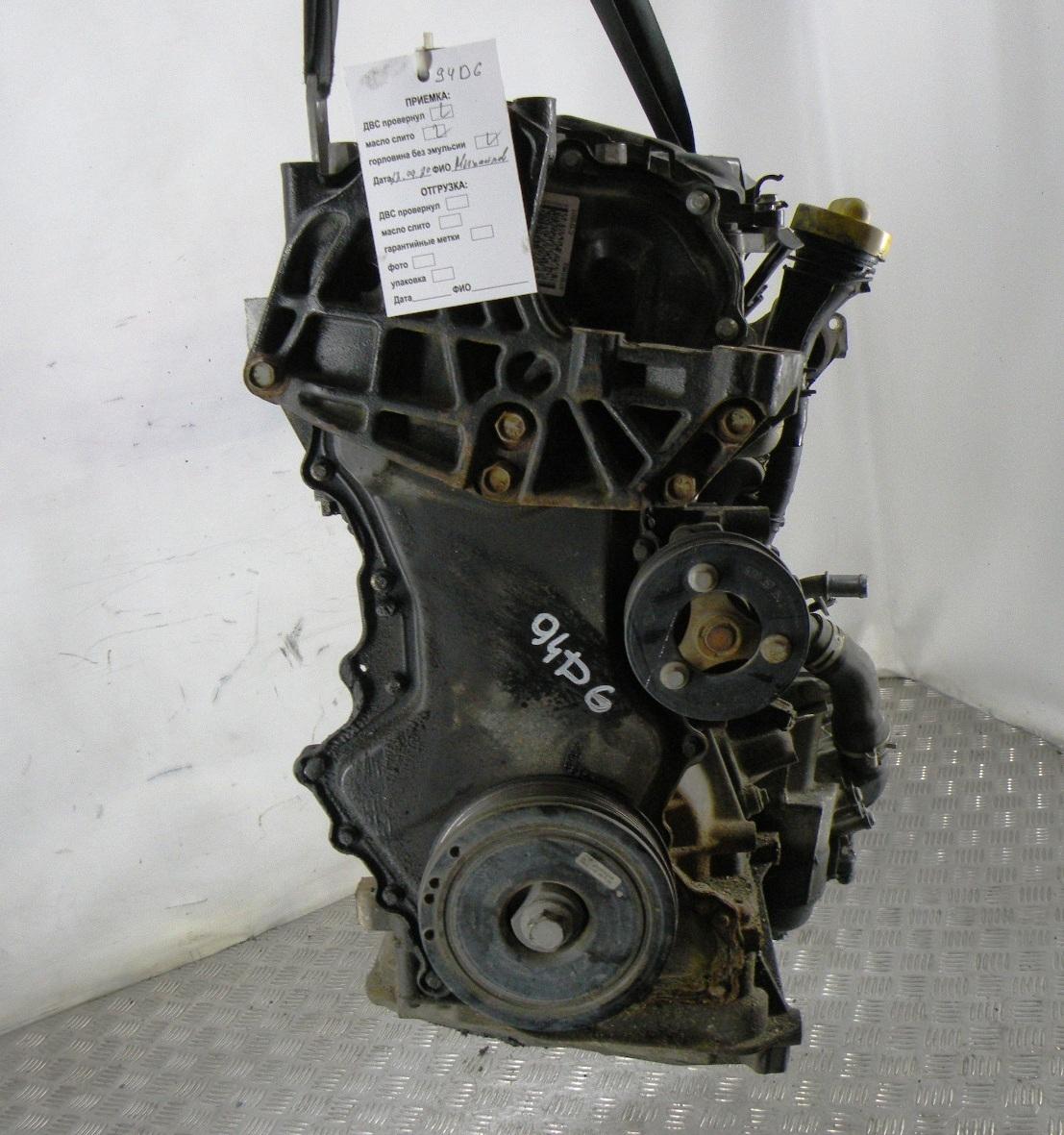 Двигатель дизельный, NISSAN, QASHQAI J10, 2010