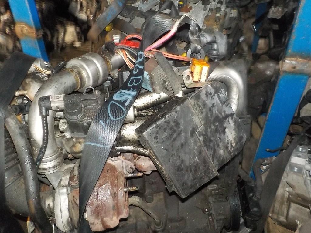 Двигатель дизельный, RENAULT, SCENIC 2, 2008