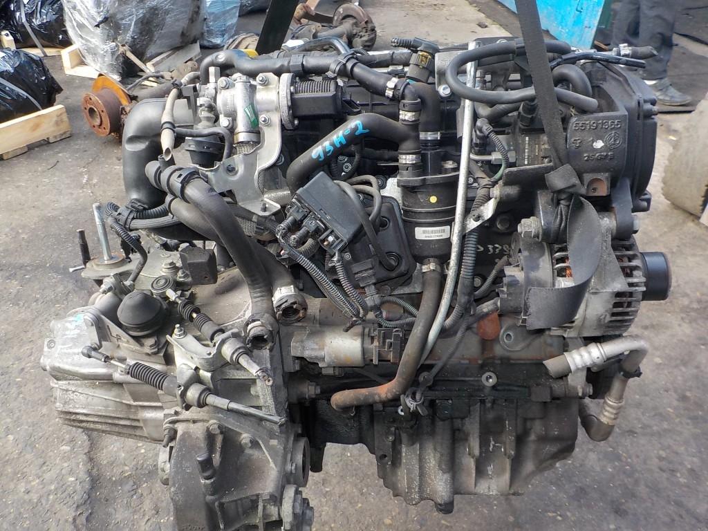Двигатель дизельный, FIAT, BRAVO 2, 2008