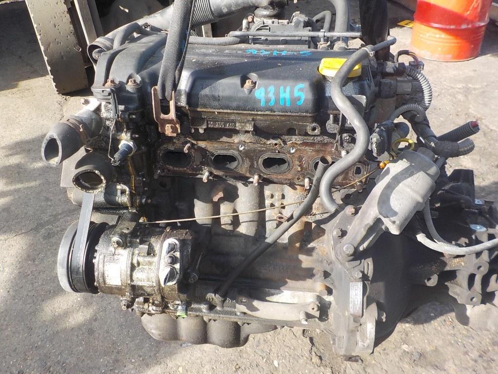 Двигатель бензиновый, OPEL, CORSA D, 2007