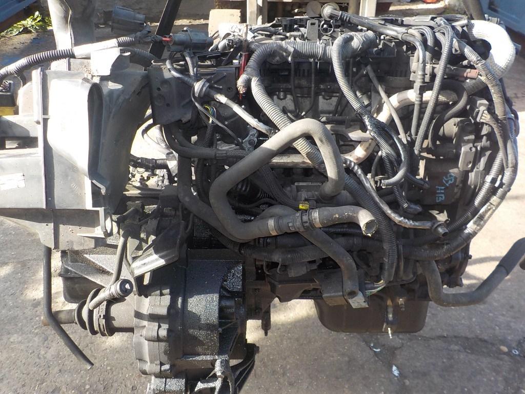 Двигатель дизельный, FORD, C-MAX 1, 2004