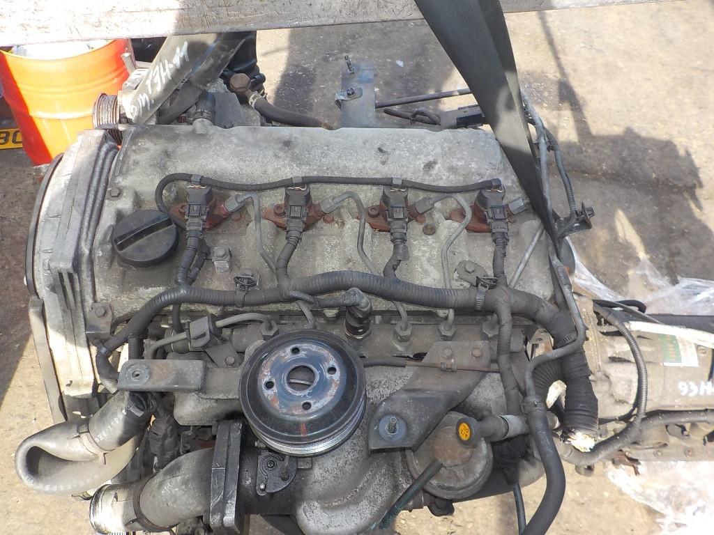 Двигатель дизельный, KIA, SORENTO 1, 2002