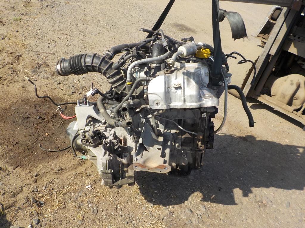 Двигатель бензиновый, DACIA, SANDERO 2, 2013
