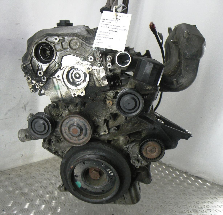 Двигатель дизельный, MERCEDES BENZ, E-CLASS W211, 2003