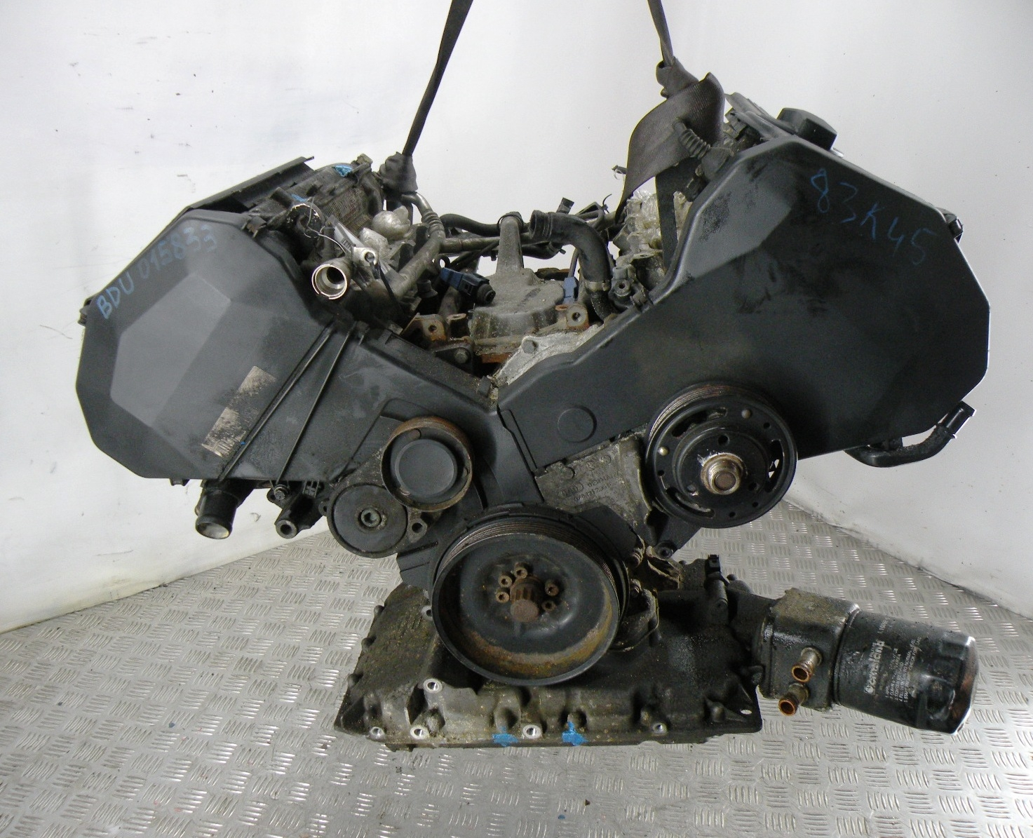 Двигатель бензиновый, AUDI, A6 C5, 2002