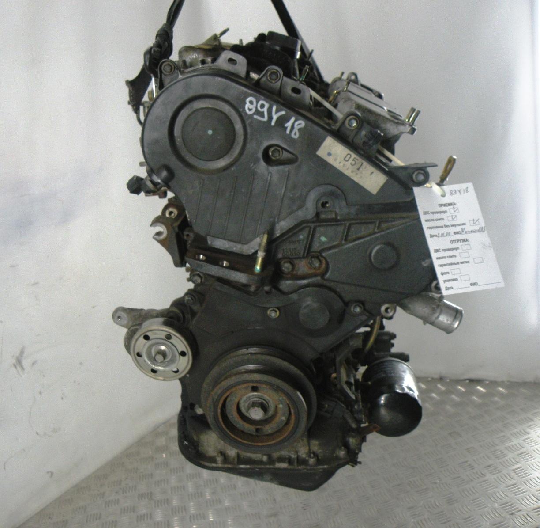 Двигатель дизельный, TOYOTA, COROLLA VERSO 2, 2005