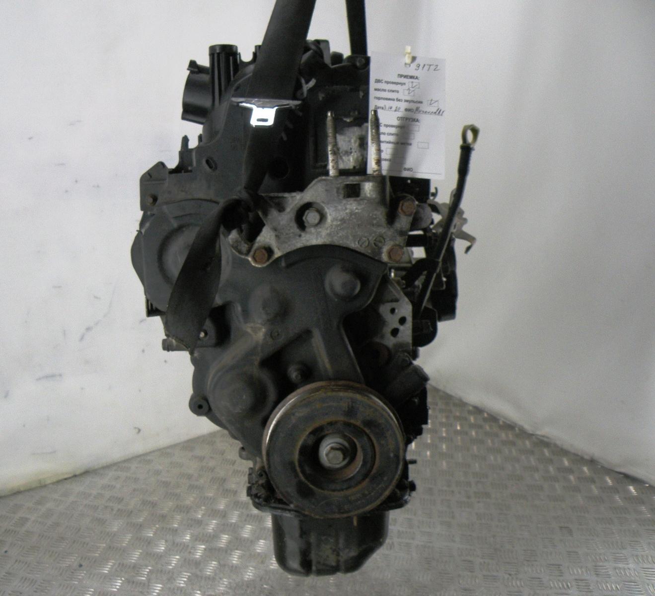 Двигатель дизельный, FORD, FIESTA 6, 2008