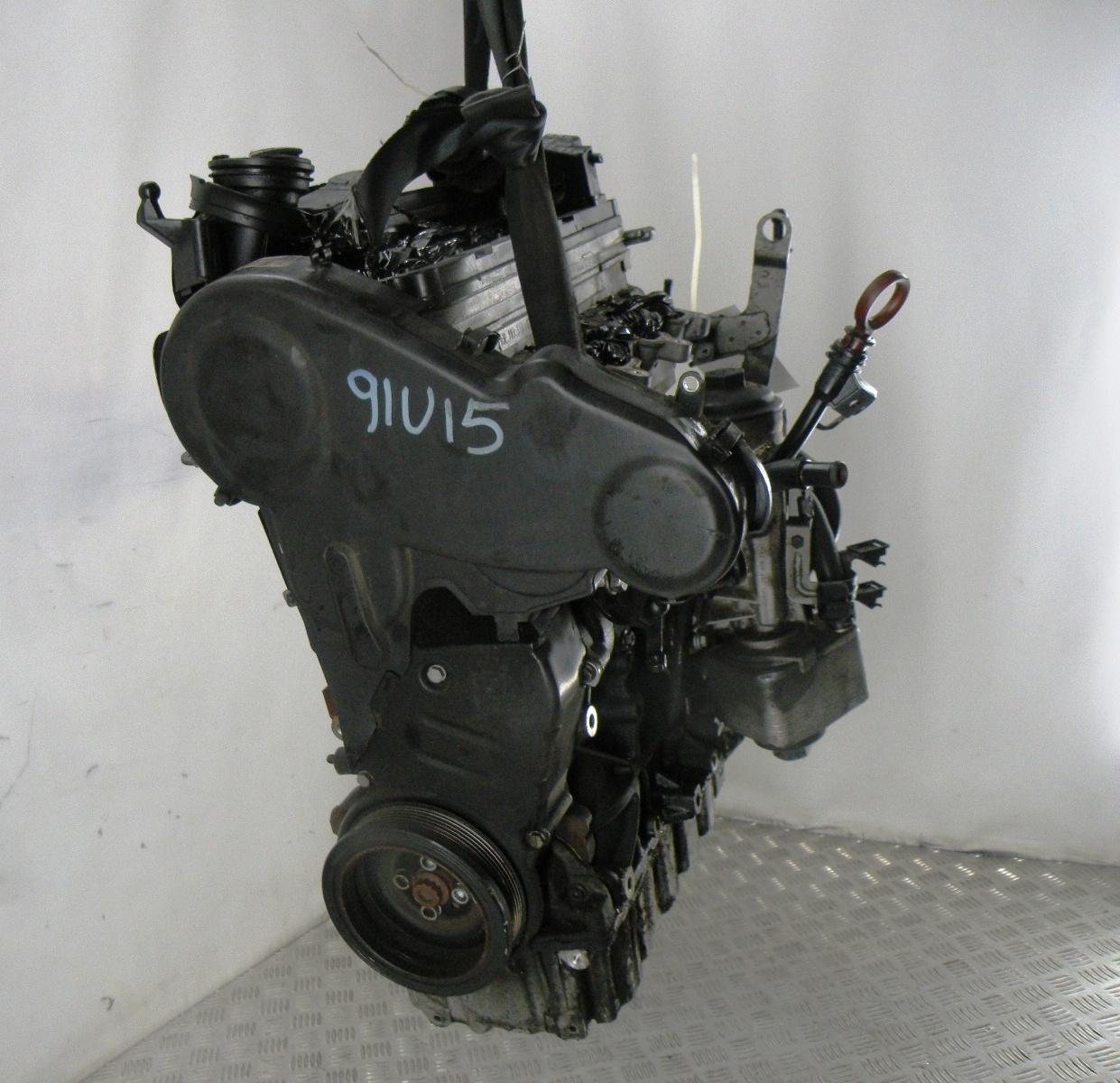 Двигатель дизельный, VOLKSWAGEN, GOLF 6, 2011