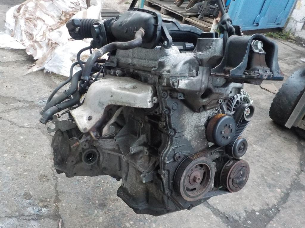 Двигатель бензиновый, NISSAN, QASHQAI J10, 2008