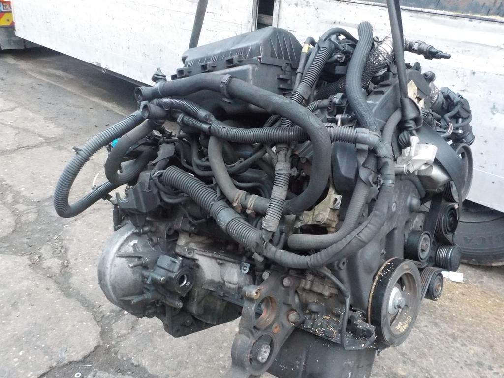 Двигатель дизельный, CITROEN, JUMPY 2, 2007