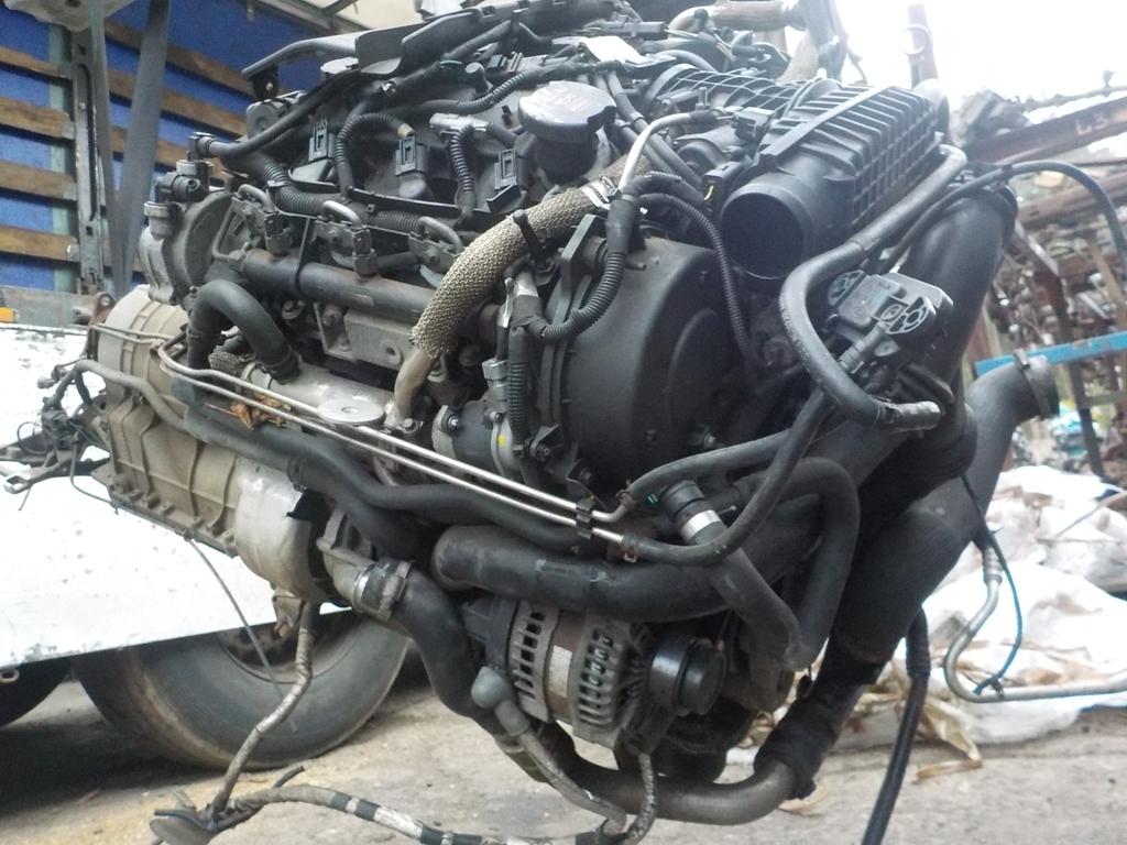 Двигатель дизельный, JAGUAR, XF, 2009