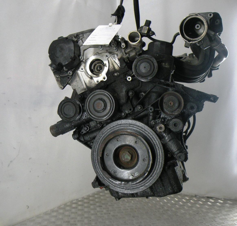 Двигатель дизельный, MERCEDES BENZ, E-CLASS W211, 2002