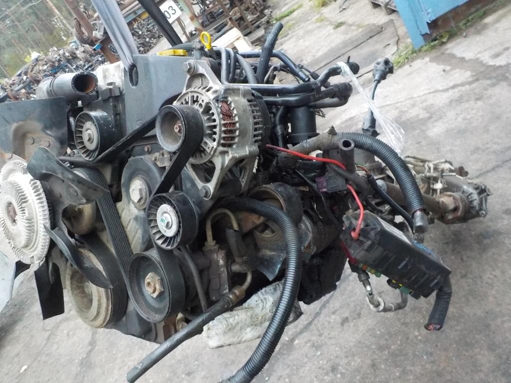 Двигатель дизельный, JEEP, CHEROKEE XJ, 2001
