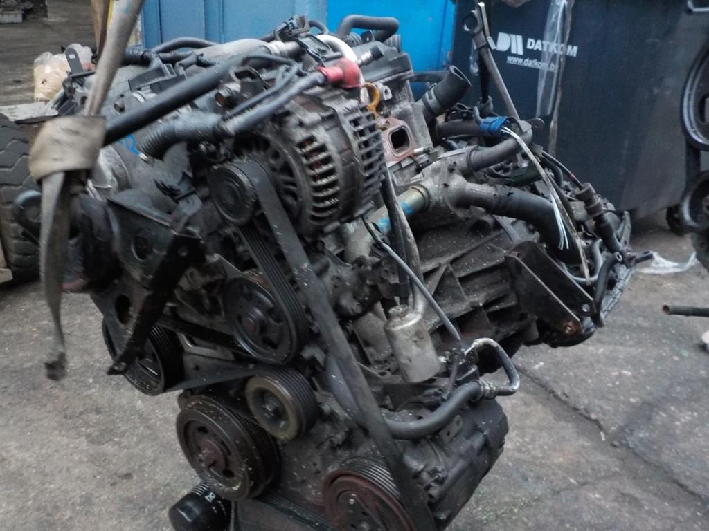 Двигатель бензиновый, NISSAN, X-TRAIL T30, 2003