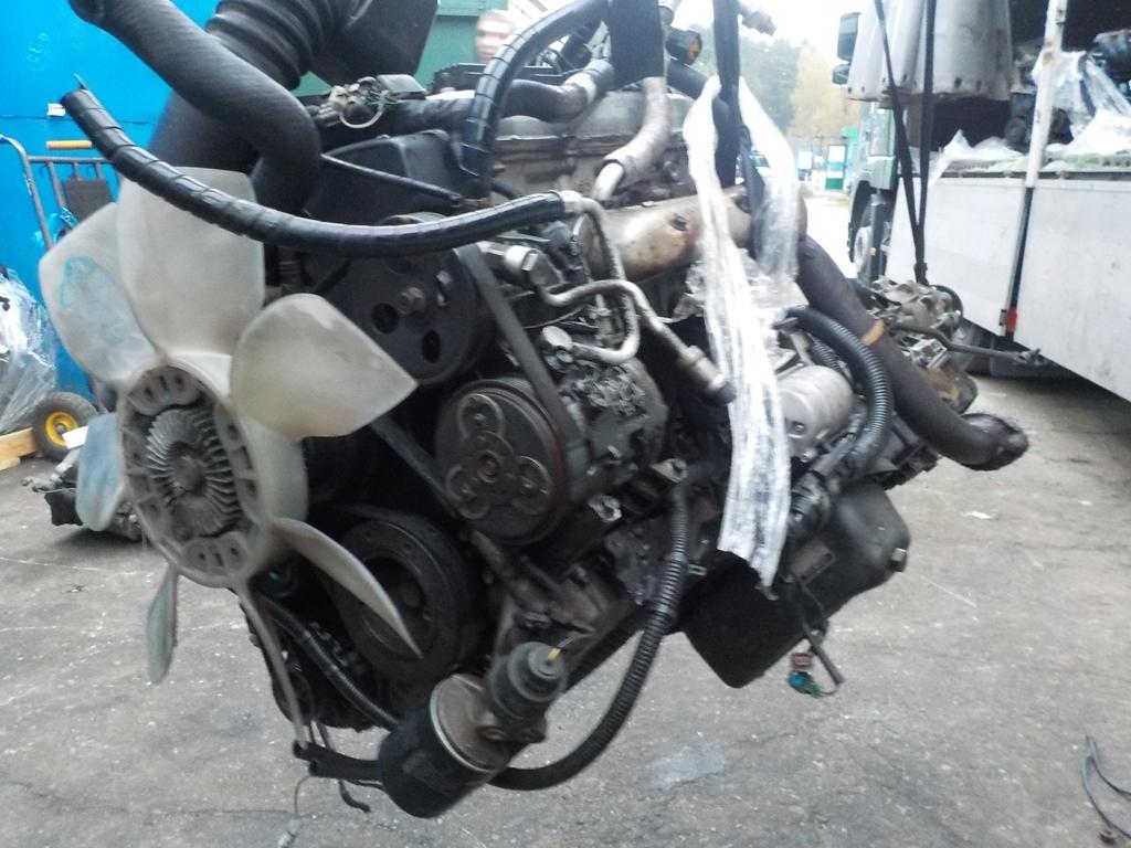 Двигатель бензиновый, ISUZU, TROOPER 2 2, 1999