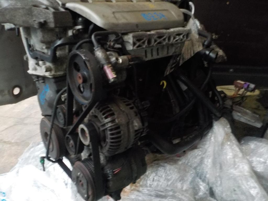 Двигатель бензиновый, RENAULT, LAGUNA 2, 2004