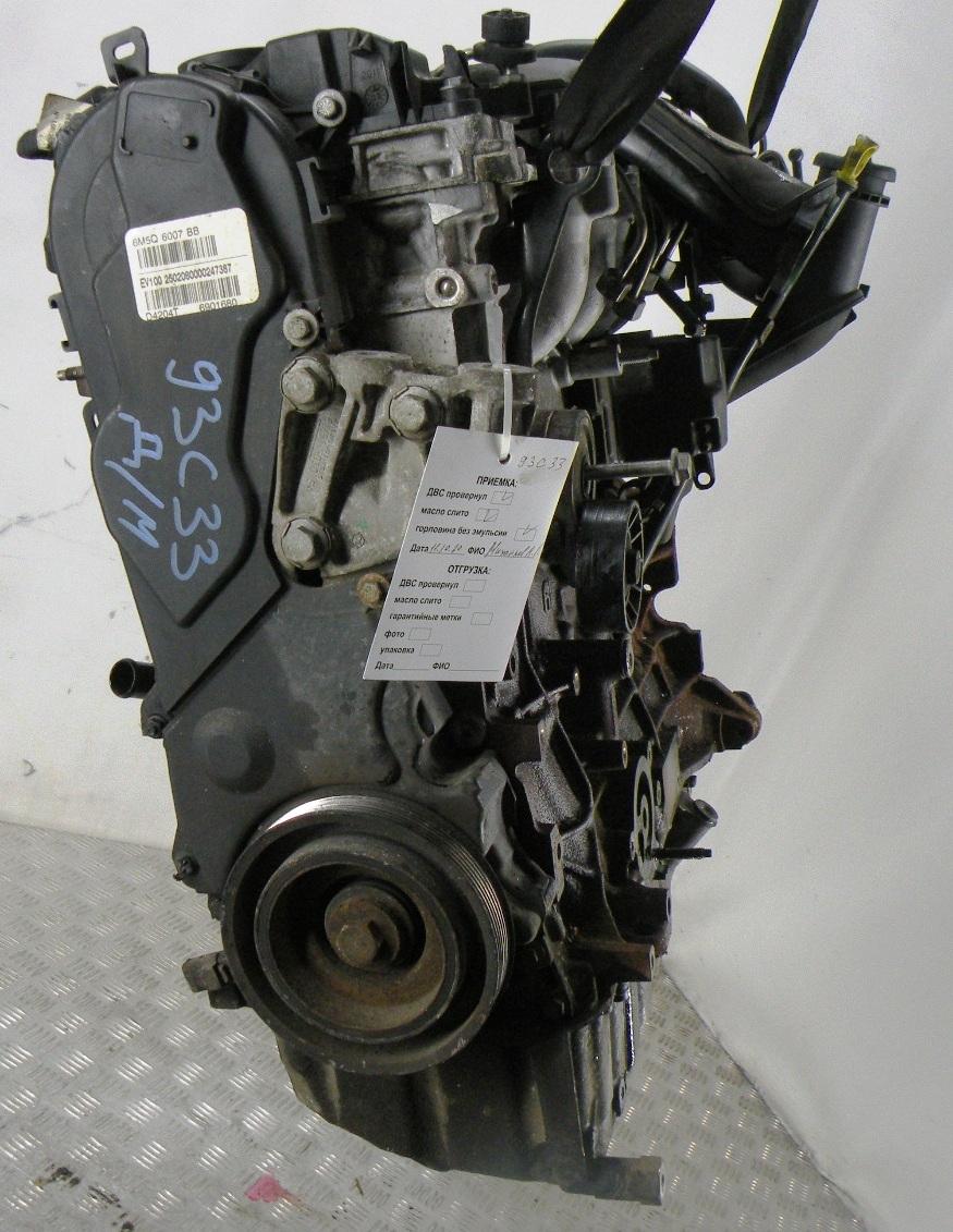 Двигатель дизельный, FORD, FOCUS 2, 2008