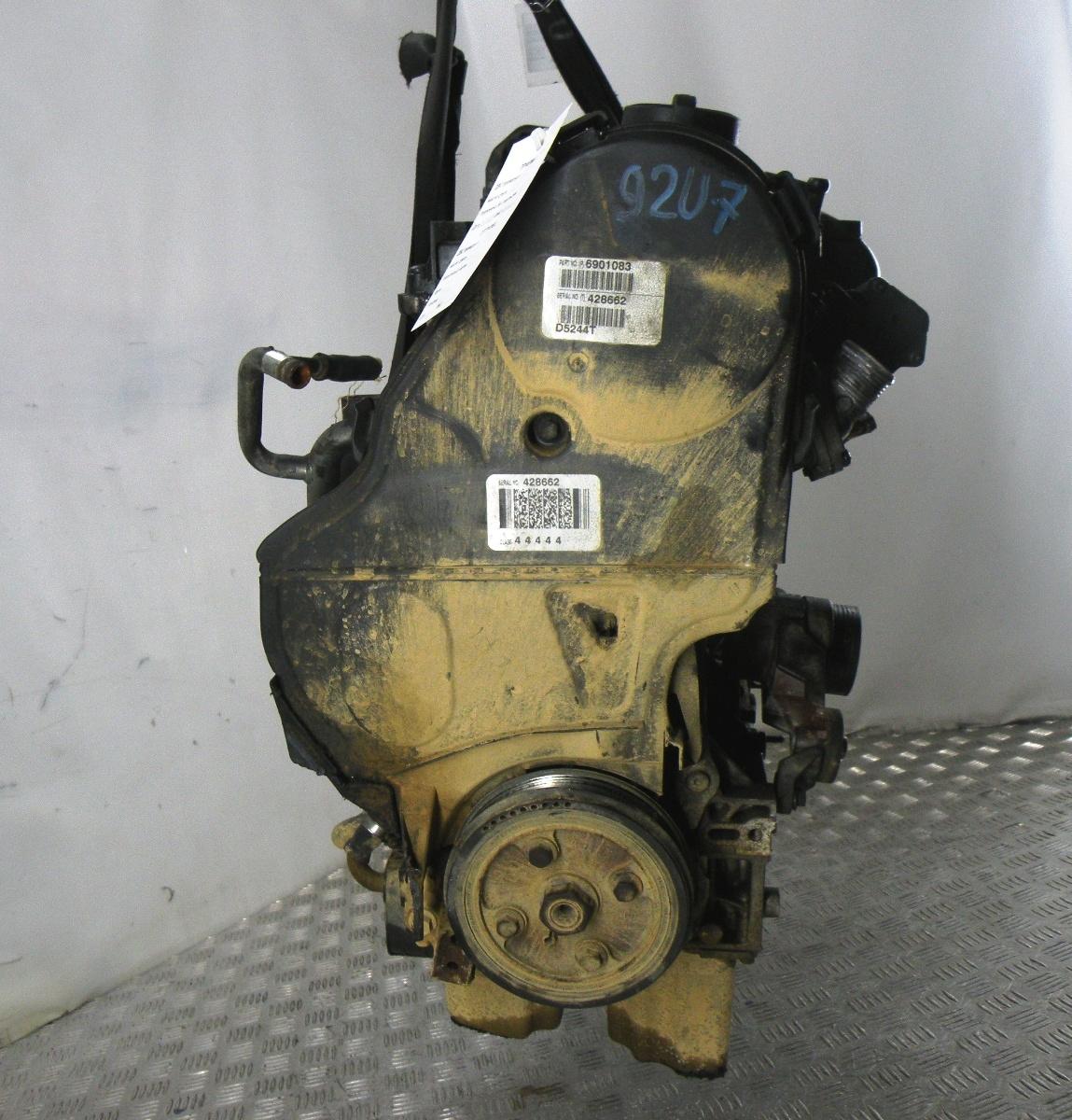 Двигатель дизельный, VOLVO, XC90 1, 2006