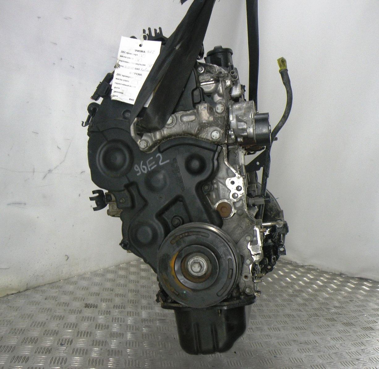 Двигатель дизельный, CITROEN, XSARA PICASSO, 2005