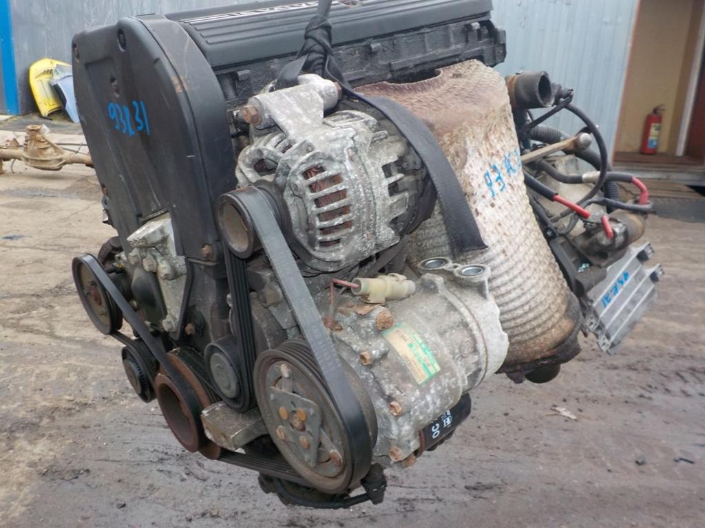 Двигатель бензиновый, ROVER, 25 RF, 2002