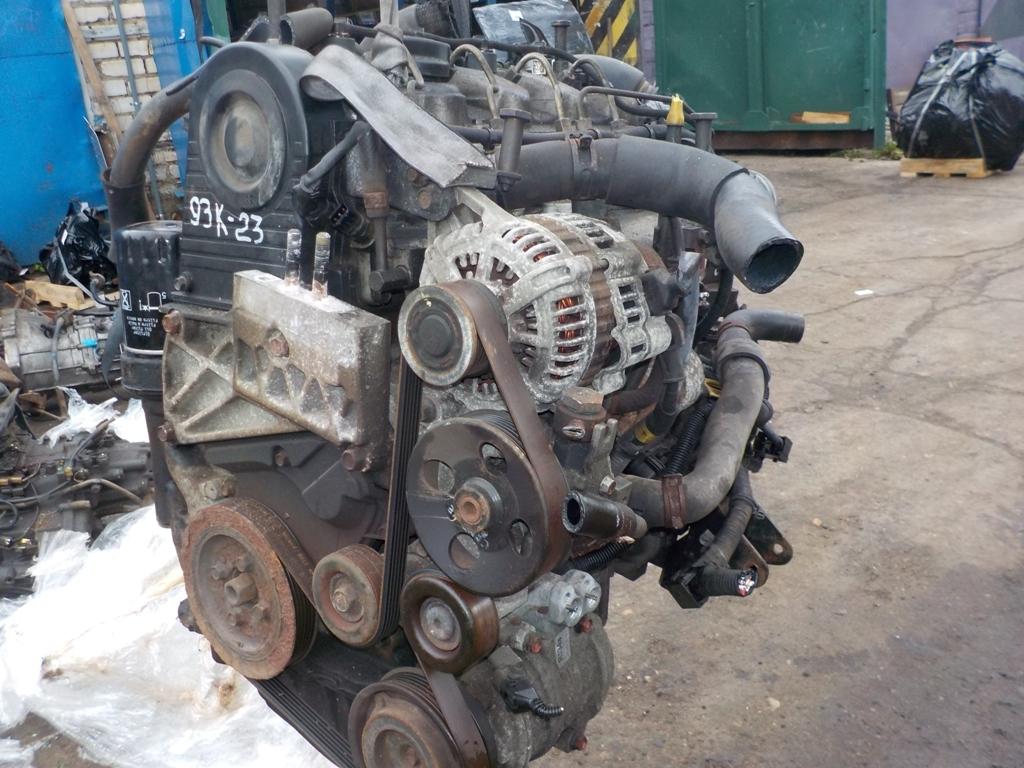 Двигатель дизельный, HYUNDAI, TUCSON JM, 2005