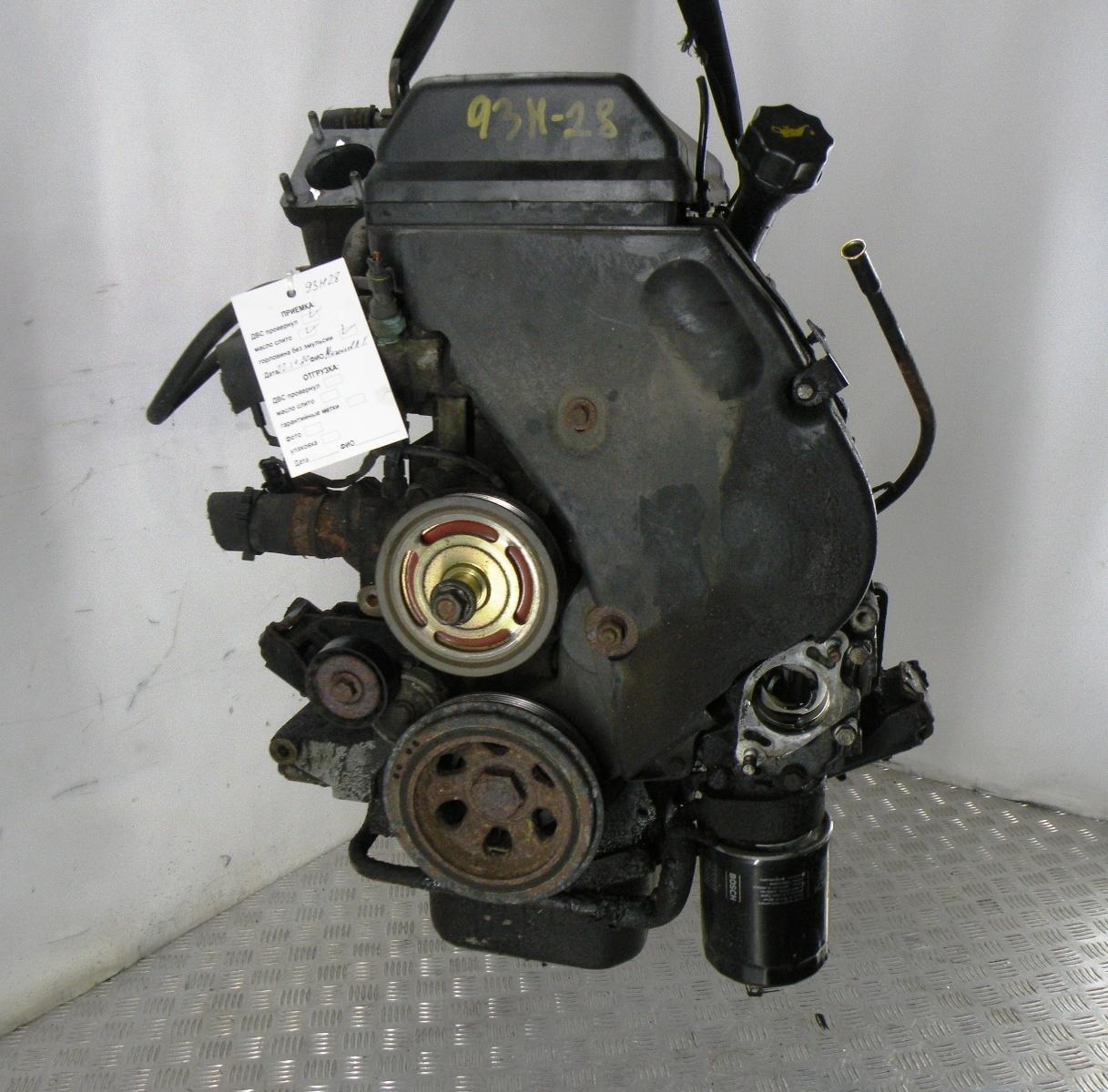 Двигатель дизельный, IVECO, DAILY 3 (29S-40S), 2001