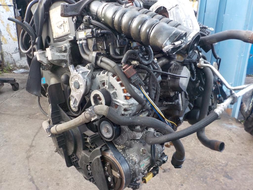 Двигатель дизельный, PEUGEOT, 508 1, 2012