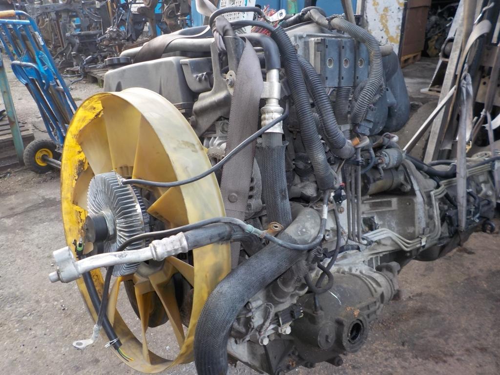 Двигатель бензиновый, CHEVROLET, TRAILBLAZER, 2002